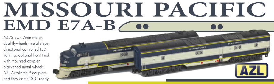 Missouri Pacific EMD E7